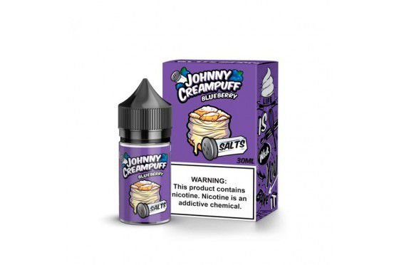 Johnny Creampuff Salt Blueberry 30ml