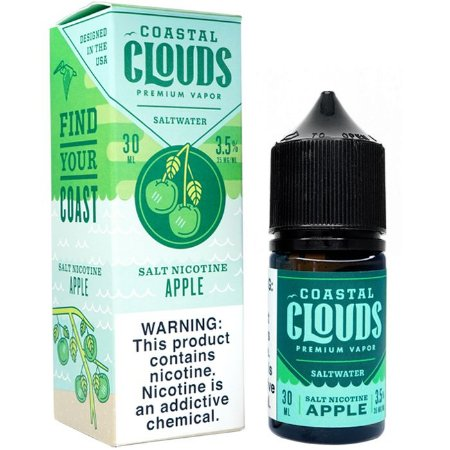 Coastal Clouds Salt Apple