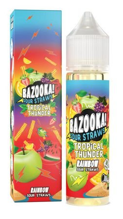 Bazooka Tropical Thunder - Rainbow