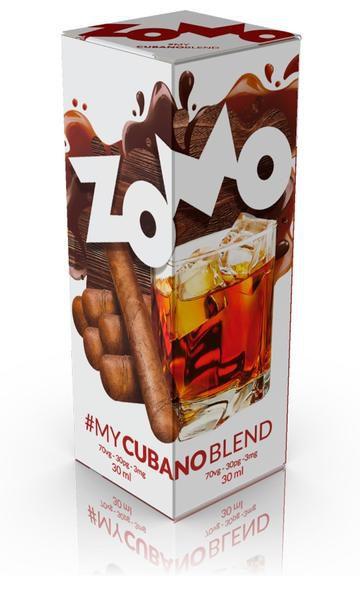 Zomo My Cubano Blend 30ml