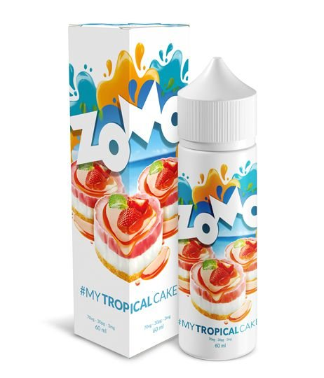 Zomo My Tropical Cake 60ml