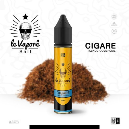 Le Vaporê Cigare Salt 30ml