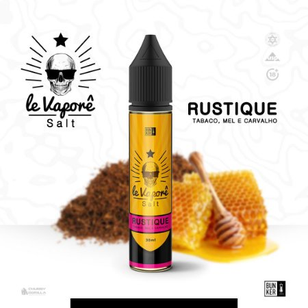 Le Vaporê Rustique Salt 30ml