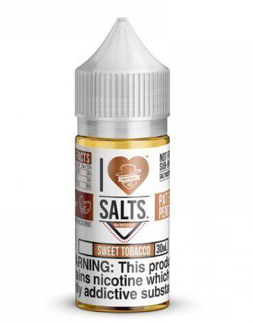 I Love Salts Sweet Tobacco 30ml