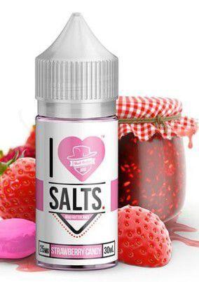 I Love Salts Strawberry Candy
