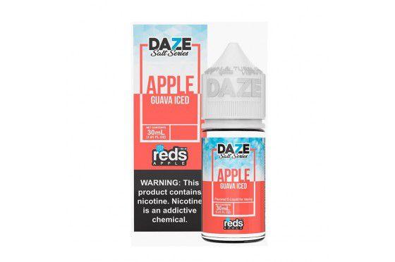 Salt - Reds - Apple Guava Iced - 30ml