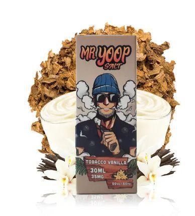 Mr. Yoop Salt Tobacco Vanilla 30ml