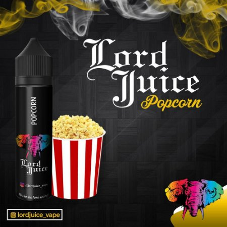 Lord Juice Popcorn 30ml