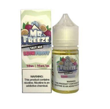 Mr. Freeze Salt Lush Frost