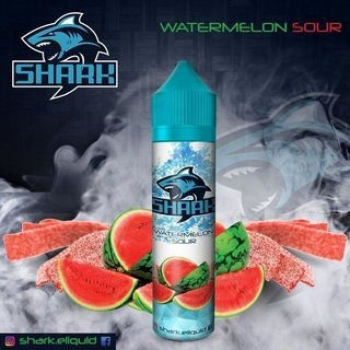 Juice - Shark - Watermelon Sour - 60ml