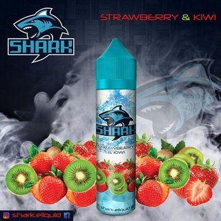 Juice - Shark - Strawberry & Kiwi - 60ml