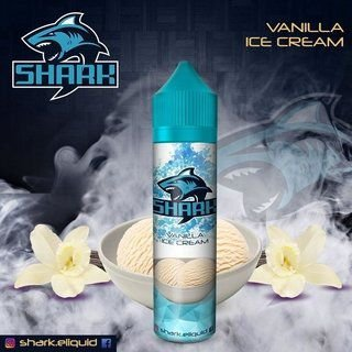 Juice - Shark - Vanilla Ice Cream - 60ml