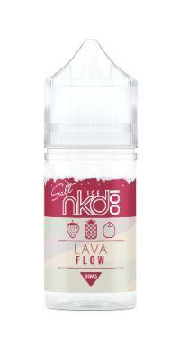 Salt - Naked - Lava Flow Ice - 30ml