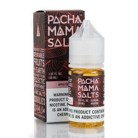 Salt - Pacha Mama - Apple Tobacco - 30ml