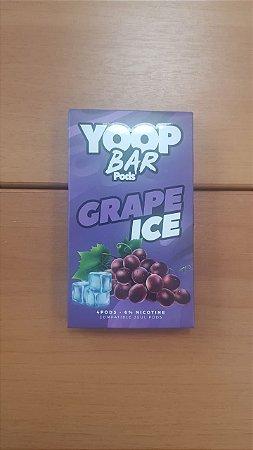 Mr Yoop Bar Pods Grape Ice 6% p/ JUUL