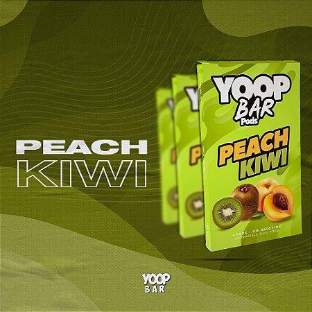 Mr Yoop Bar Pods Peach Kiwi 6% p/ JUUL