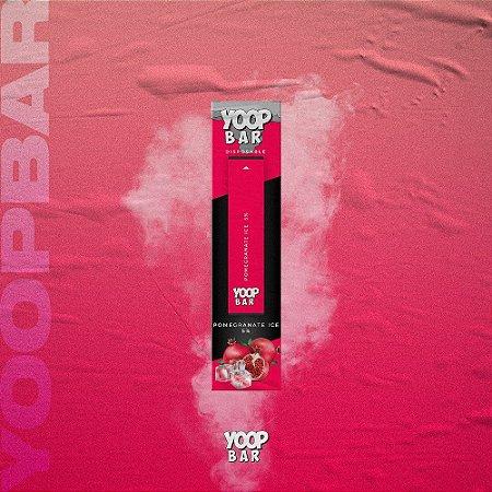 Yoop Bar Pomegranate Ice
