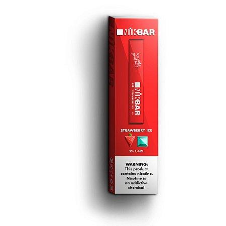 Descartavel - STIG - NikBar - Strawberry Ice - 5%mg