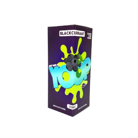 Mr Yoop Salt Blackcurrant 30ml