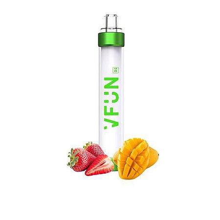Descartavel - VFUN - Strawberry Mango - 1000 puffs