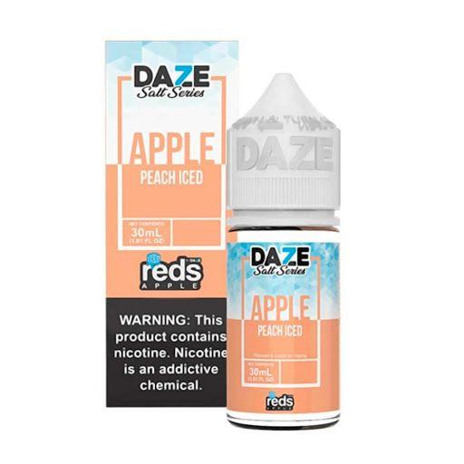 Salt - Reds - Apple Peach Iced - 30ml