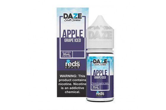 Salt - Reds - Apple Grape Iced - 30ml