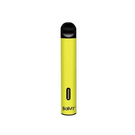 Descartavel - Balmy - Banana Ice - 600 puffs