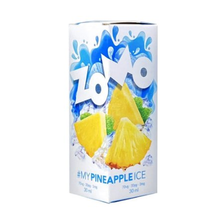 Juice - Zomo - My Pineapple Ice - 30ml