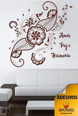 0050 Arabesco Indiano Amor Paz Harmonia