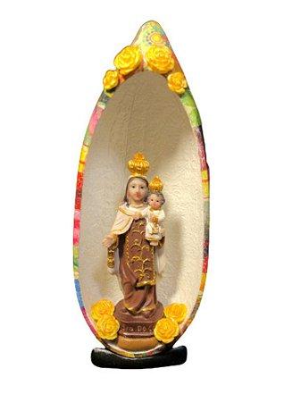 Nossa Senhora do Carmo no Oratório em Cabaça