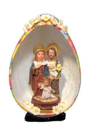 Sagrada Família no Oratório em Cabaça