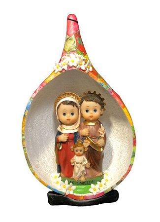 Sagrada Família Baby no Oratório em Cabaça - Infantil