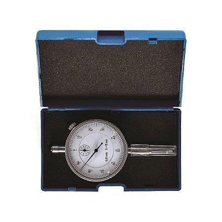 Relógio Comparador 0-10 x 0,01mm