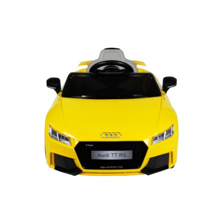 Carro Elétrico Audi TT RS Amarelo