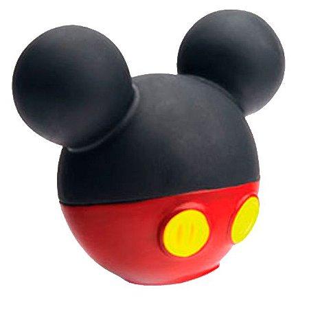 Brinquedo Toy Para Pet Bola Mordedor Guapo Mickey Mouse