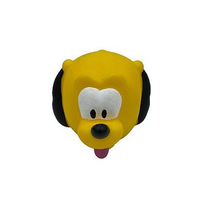 Brinquedo Disney Pet Mordedor Guapo Pluto Mickey & Friends