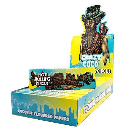 Seda Sabor Coco - Caixa com 25 unidades