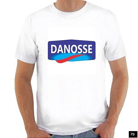 Camiseta Frase Satira - Danosse