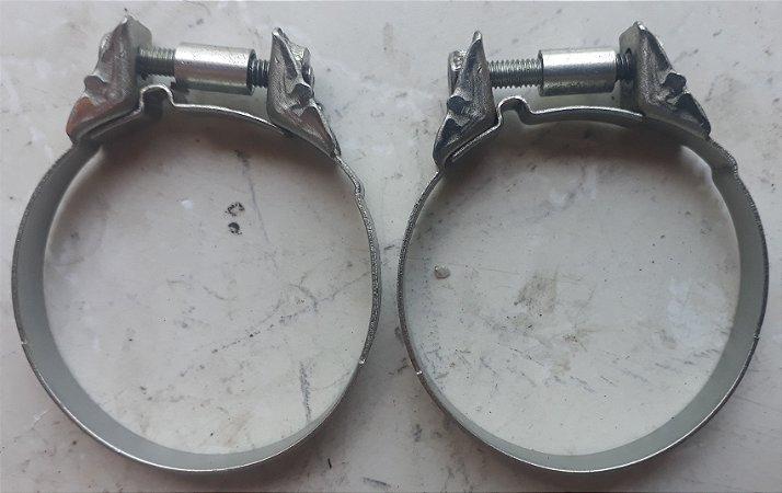 Braçadeiras da Junção do Carburador Xt-tenere 600 Seminovo (Par)