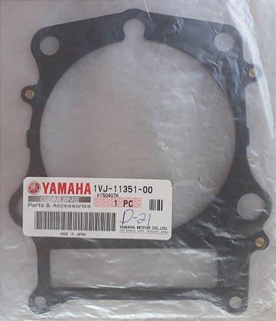 Junta do Cilindro da Xt/tenere 600 Original Yamaha Código 1VJ-11351
