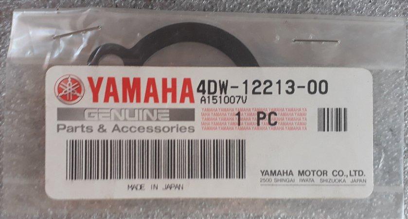 Junta do tensionador da corrente de comando para xt/tenere 600 original yamaha código 4DW-12213