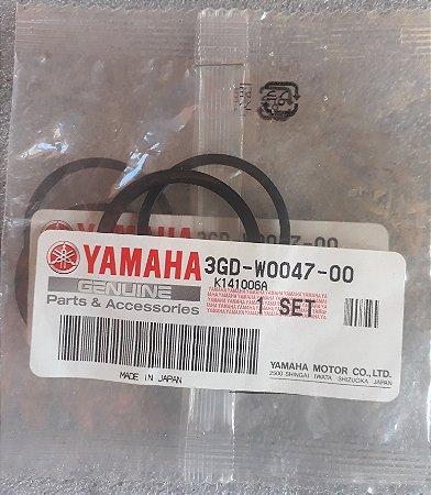 Reparo da Pinça de Freio Dianteira para Xt600 original yamaha código 3gd-w0047 (PAR)