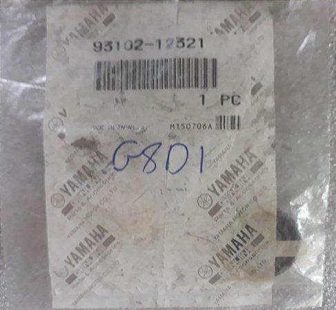 Retentor do pedal de marcha da xt/tenere 600 original yamaha códitgo 93102-12321