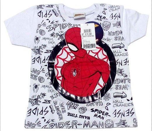 Camiseta Homen Aranaha Spider - Man
