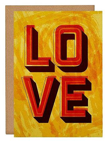 Cartão Love 1
