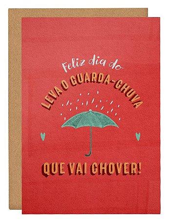 Cartão Vai chover