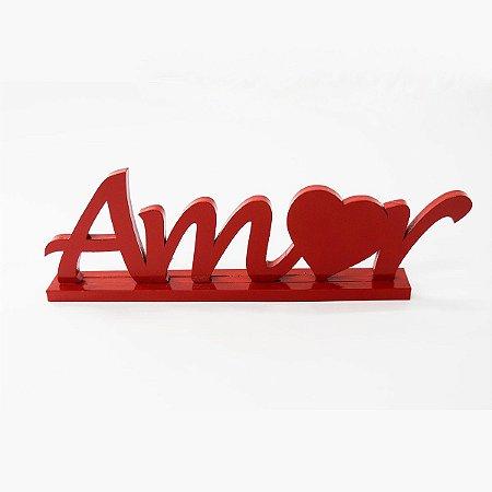 Nome Amor MDF