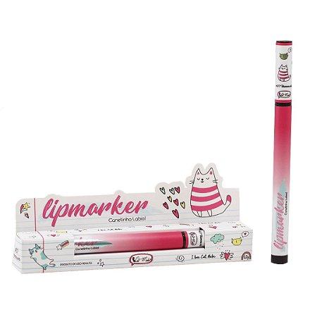 CANETINHA LABIAL LIPMARKER HOMEWORK - CAT MAKE