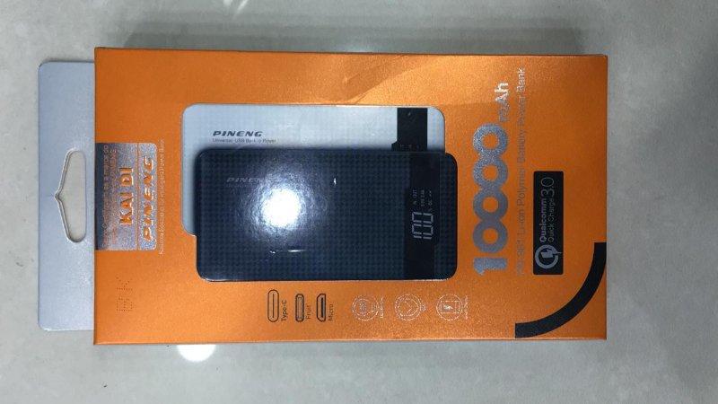 Power Bank 10000 mAh - Kaidi