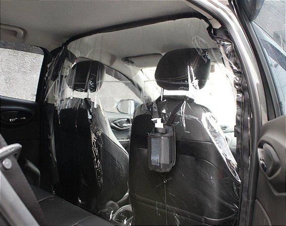 Divisória Motorista TOP (porta alcool em gel brinde)